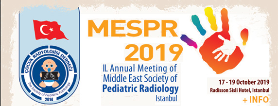 MESPR 2019 II. Annual Meeting of Middle East Society of Pediatric Radiology